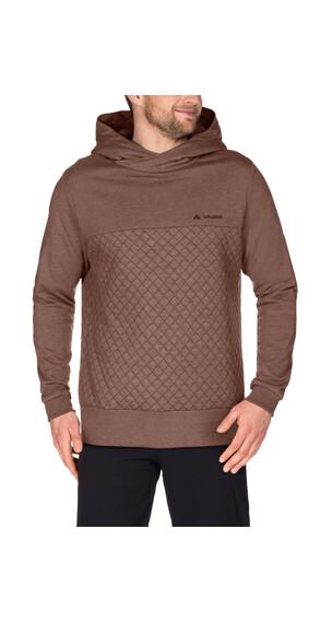 VAUDE Predazzo sweater Heren bruin